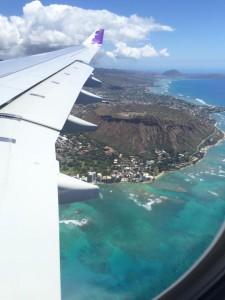 ハワイアン航空機内食05