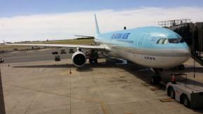 【THB】大韓航空エコノミーでホノルル搭乗記と機内食