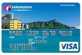 ハワイアンVISAカード08