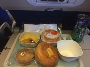 大韓航空ハワイ行き搭乗記~機内食や飛行時間の暇つぶしを紹介~02