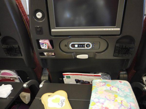 JALエコノミークラスのおすすめは親子3世代で楽しめるところ。成田・ホノルル搭乗記 03