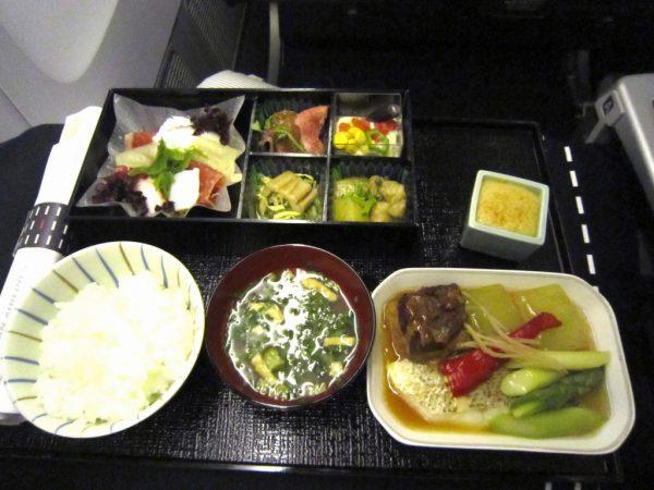 【THB】関空からハワイへ、JALビジネスクラス搭乗記!01