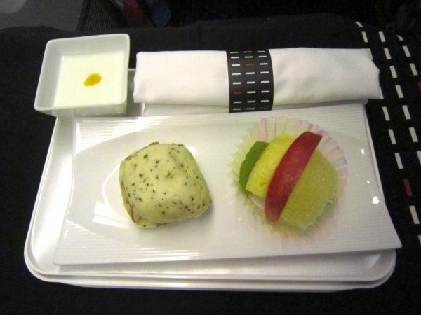 【THB】関空からハワイへ、JALビジネスクラス搭乗記!02