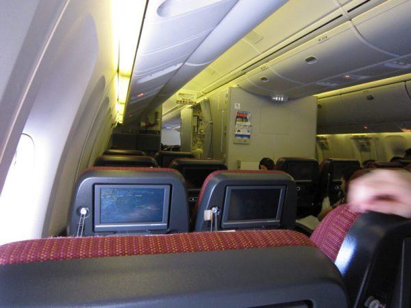 【THB】2017年7月のJALハワイ線搭乗レビューa